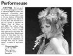 Mylène Farmer Presse Le Républicain Lorrain 17 juin 2009