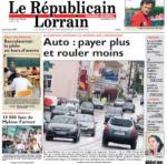 Mylène Farmer Presse Le Républicain Lorrain 18 juin 2009