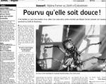 Mylène Farmer Presse Les DNA 06 juin 2009