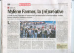 Mylène Farmer Presse Nord Eclair 20 juin 2009