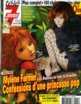 Mylène Farmer Télé 7 Jours 07 décembre 2009