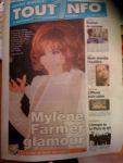 Mylène Farmer Presse Tout1nfo 17 juin 2009