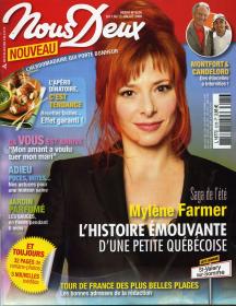 Mylène Farmer Presse Nous Deux 07 juillet 2009