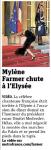Mylène Farmer Presse Metro 04 mars 2010