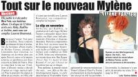 Mylène Farmer France Soir 22 octobre 2010