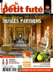 Mylène Farmer Presse Petit Futé Mag Novembre Décembre 2010