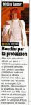 Mylène Farmer Presse Public 31 décembre 2010