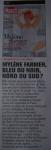 Mylène Farmer Presse Top Magazine Décembre 2010