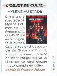 Mylène Farmer Presse 2010 VSD 28 avril 2010