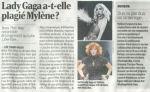Mylène Farmer Presse France Soir 17 février 2011