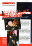 Mylène Farmer Gala 13 juillet 2011