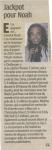 Mylène Farmer Presse Libération 20 novembre 2011