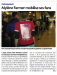 Mylène Farmer Presse 20 Minutes Montpellier 05 octobre 2012