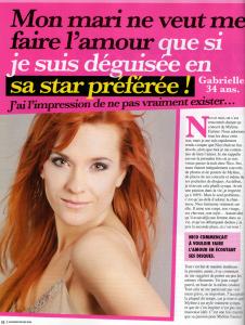 Mylène Farmer Presse Histoires Vécues Sexo Décembre 2011
