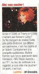 Mylène Farmer Presse Télé Poche 13 fevrier 2012