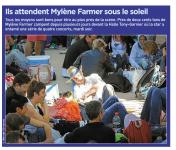 Mylène Farmer Presse 20 Minutes 25 septembre 2013