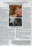 Mylène Farmer Presse Gala 24 décembre 2013