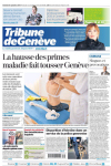 Mylène Farmer Presse La Tribune de Genève 27 septembre 2013