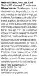 Mylène Farmer Presse La Tribune de Lyon 26 septembre 2013