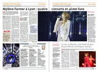 Mylène Farmer Presse Le prgrès 24 septembre 2013