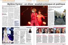 Mylène Farmer Presse Le Progrès 25 septembre 2013
