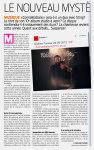 Mylène Farmer - Le Matin - 22 août 2015
