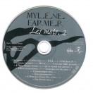 Mylène Farmer Les mots Double CD Russie 2015